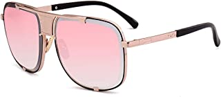 Kerkhoff Style Fashion Mens OG Sunglasses with Dark Lens Glasses Black color