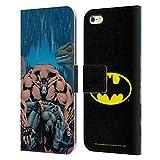 Head Case Designs Licenciado Oficialmente Batman DC Comics Knightfall Volumen Uno Fundas de cómics Famosas Carcasa de Cuero Tipo Libro Compatible con Apple iPhone 6 Plus/iPhone 6s Plus