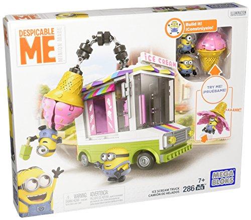 Mega Bloks - Camión de Helados Mattel DPG73