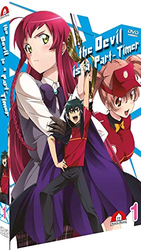 The Devil is a Part-Timer - Vol.1 - [DVD]