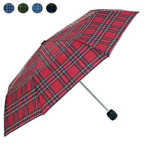 Fratelli Fice 5063 Opvouwbare paraplu, handtas, effen, D. 53 cm, 8 vakken, meerkleurig