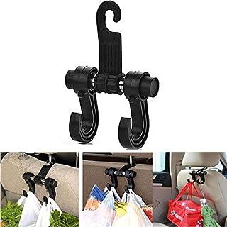 SOLDOUT™ Car Back Seat Headrest Holder Hooks Auto Hanger Hooks Clip For Bag Purse Cloth Grocery Automobile Hook