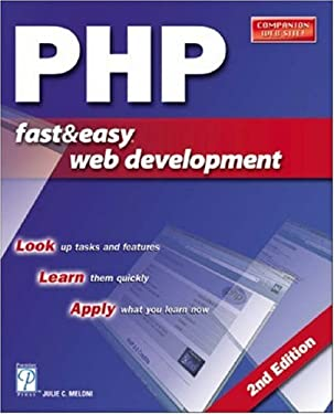 PHP Fast & Easy Web Development, 2nd Edition