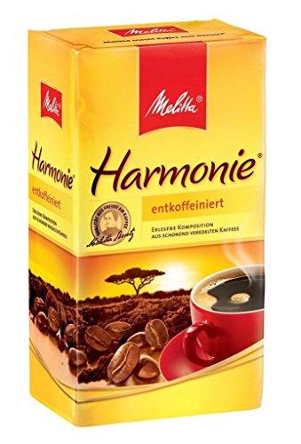 Melitta Cafe Harmonie Entcoffeiniert 500g