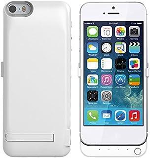 5195dd8c599 Funda Batería iPhone 5 5S 5C SE, LifeePro 4200mAh Batería Recargable Externa  Ultra Delgada Protector