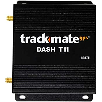 DASH T11 4G/LTE GPS tracker for Vehicles. Real Time,Hard Wired, KILL SWITCH, DOOR LOCK/UNLOCK- No Contract - 24/7 Online Activation - US customer service