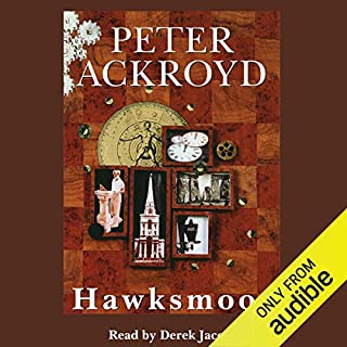 Hawksmoor audiobook cover art
