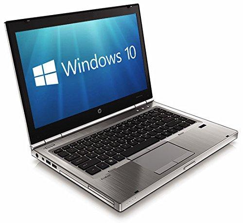 HP EliteBook 8470p 14.1in 3rd Gen i5-3320M, 8GB RAM, 128GB SSD, DVDRW, USB 3.0, Windows 10 Professional 64-bit (Renewed)