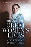 The Times Great Women's Lives: A Celebration in Obituaries (English Edition)