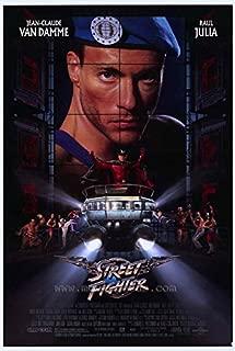 Best street fighter movie poster Reviews