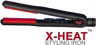 KQC X-Heat Tourmaline Ceramic Hair Straightener Flat Iron - ONE Day Sale !
