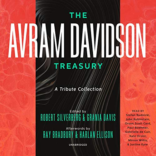 Couverture de The Avram Davidson Treasury