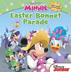 Minnie Easter Bonnet Parade, Children Book