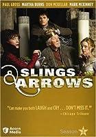 Slings & Arrows: Season 3 [DVD] [Import]
