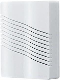 Broan-NuTone LA226WH Timbre inalámbrico para puerta, color blanco