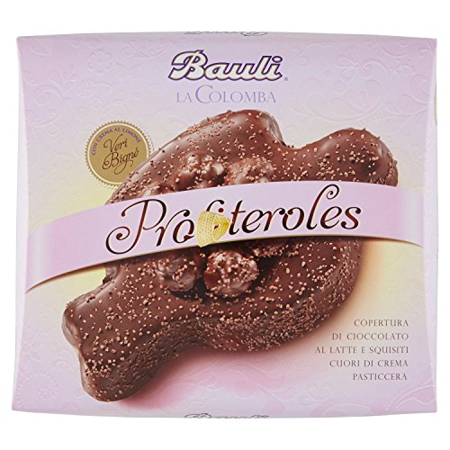 Bauli Colomba Profiteroles Black Gr.750