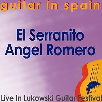 Guitar in Spain (Live in Lukowski Guitar Festival)