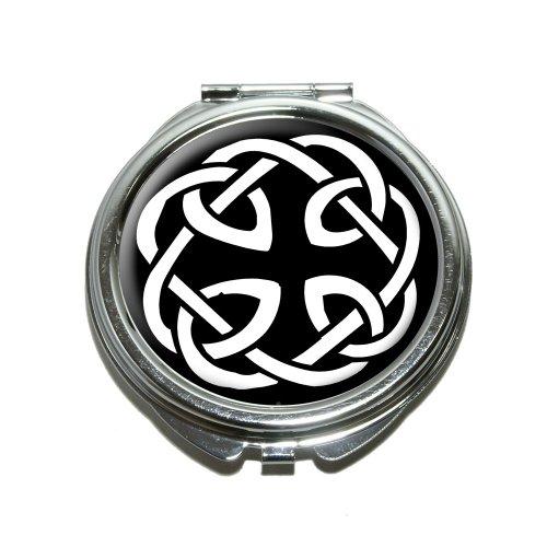 Celtic Knot Compact Purse Mirror
