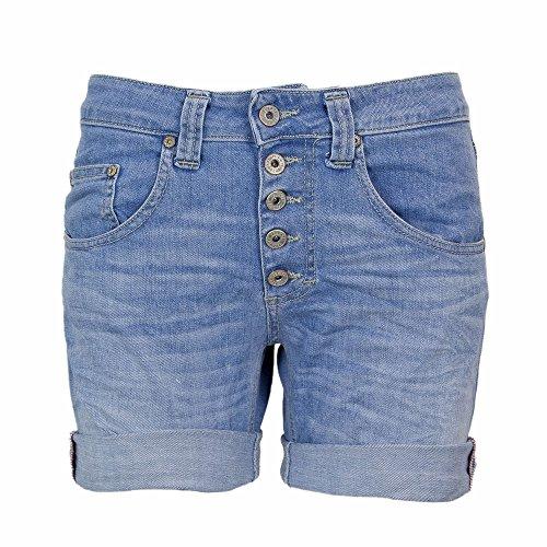 Please Shorts für Damen P88 hell P88ABQ2DQH, Blau L
