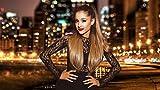 A-HO5F69 Ariana Grande 107cm x 60cm,43inch x 24inch Silk