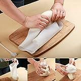 Beher Silicone Kneading Dough Bag,Versatile Dough Mixer for Bread, Pastry, Pizza & Tortilla,...