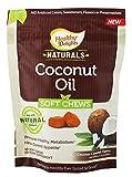 Coconut Oil Soft Chews 500 MG Coconut Caramel...