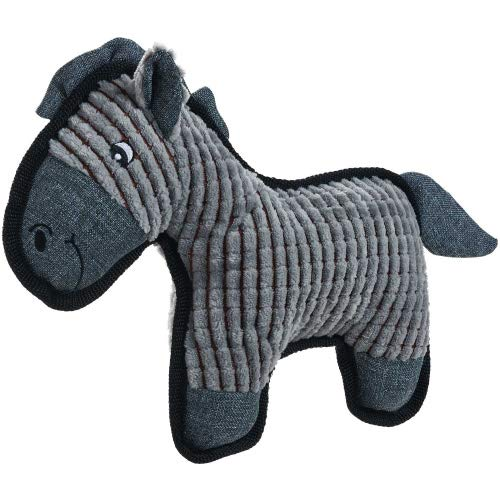 HUNTER Kolding Hundespielzeug, Spielen, Kuscheln, 37 cm, Pferd