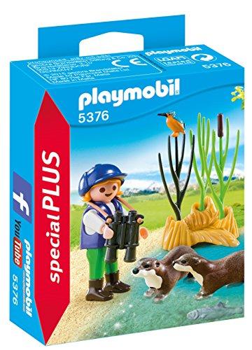 PLAYMOBIL Especiales Plus Figura con Accesorios
