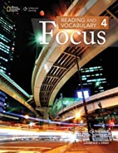 Reading and Vocabulary Focus 4: 4 by Catherine Mazur-Jefferies (2014-03-05)