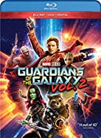 Guardians of the Galaxy: Vol. 2 [Blu-ray+ DVD + Digital HD] (Bilingual)