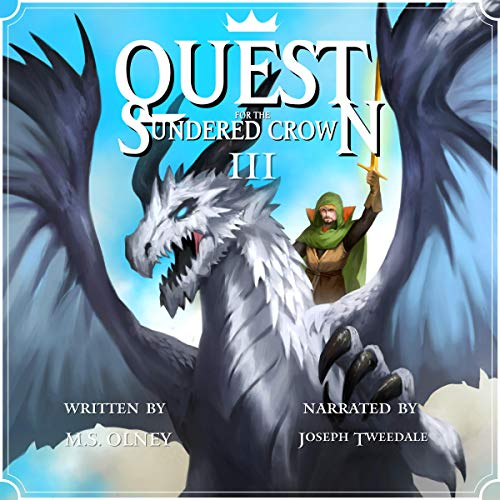 Quest for the Sundered Crown  By  cover art