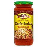 Old El Paso 340g De Salsa Para Enchiladas (Paquete de 6)