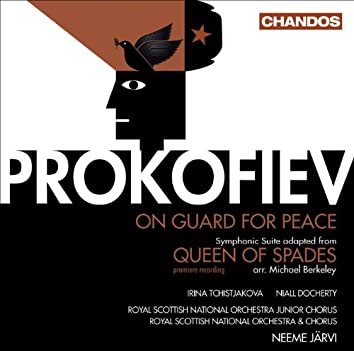 Prokofiev, S.: Queen of Spades Suite / On Guard for Peace