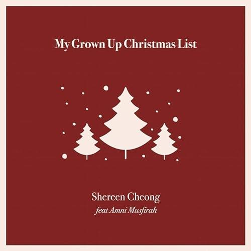 My grown-up christmas list song | my grown-up christmas list song.