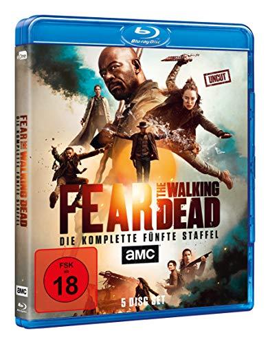Fear The Walking Dead - Staffel 5 - Uncut [Alemania] [Blu-ray]