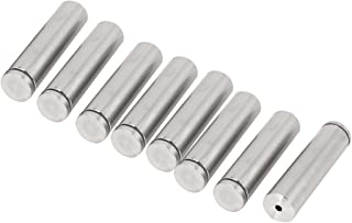 5//16-18 Screw Size 0.312 Length, Lyn-Tron Stainless Steel Pack of 5 Female 0.625 OD
