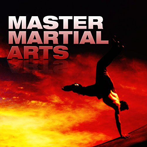Master Martial Arts audiobook cover art