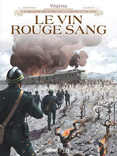 Vinifera - Le Vin, rouge sang (French Edition)