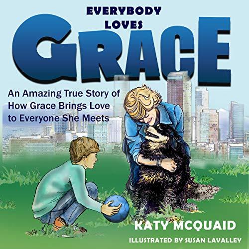 Everybody Loves Grace audiobook cover art
