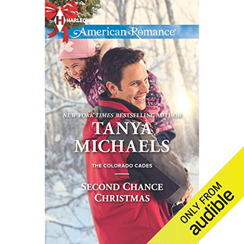Second Chance Christmas audiobook cover art