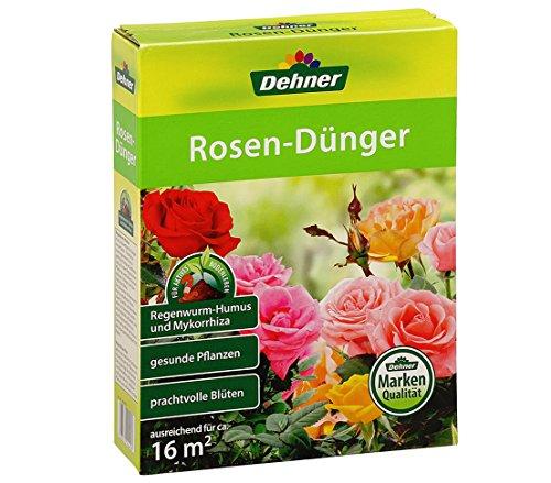 Dehner Rosendünger, 2 kg, für ca. 16 qm