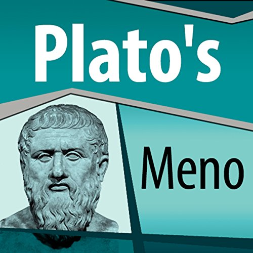 Plato's Meno Audiobook By Plato cover art