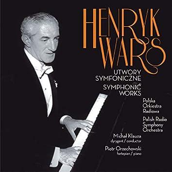Utwory symfoniczne