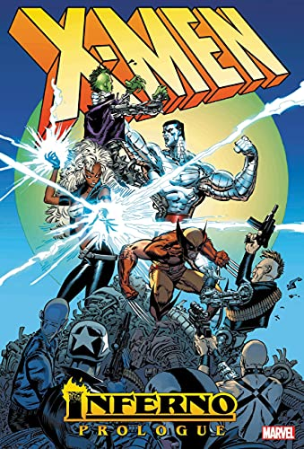 X-Men: Inferno Prologue Omnibus