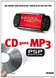 CD goes MP3 - PSP Edition -