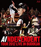 「INDEPENDENT」TOUR2012-LIVE in BUDOKAN[TOXF-5754][Blu-ray/ブルーレイ]