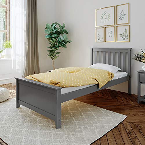 Max & Lily Bed, Twin, Grey