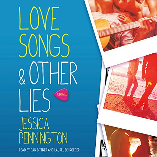 Love Songs & Other Lies audiobook cover art