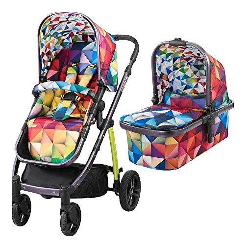 Kinderwagen von Cosatto WOW und Babywagen (Spectroluxe)