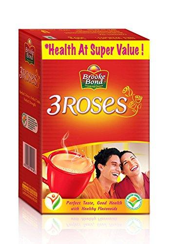 Brooke Bond Tea - 3 Roses, 250g Carton